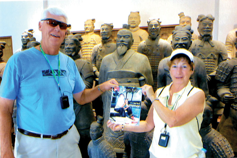 Martha and