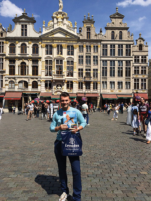 Sandro Virag, co-owner of the Fred Astaire