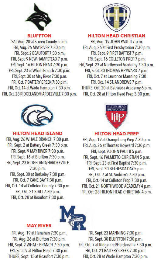 Football Schedules2