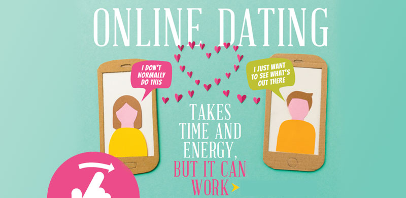 Can online dating work