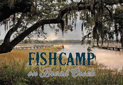 New restaurant fishcamp on broad creek for Fish camp hilton head