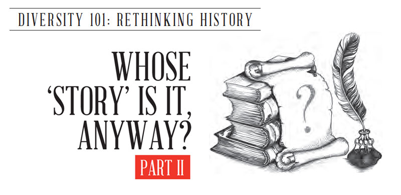 diversity 101  rethinking history