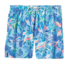Lilly Pulitzer Capri Swim Trunk