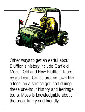 BLUFFTONS HISTORY8