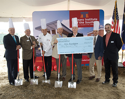 TCL GROUND BREAKING