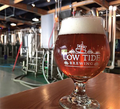 LOW TIDE BEER DINNER