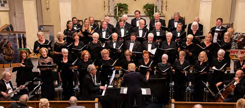 MARY GREEN CHORALE