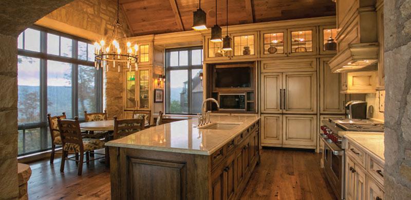 Decor Inside Lowcountry Dream Homes