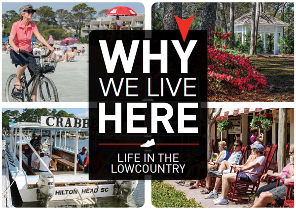 Why We Live Here: Life in the Lowcountry