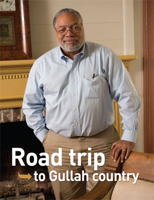 Road trip to Gullah country