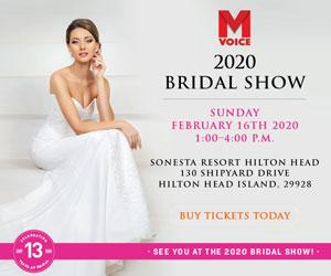Bridalshow 2020 Sidebar
