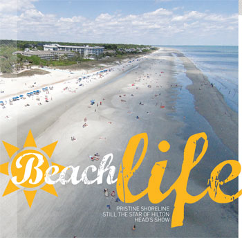 Beach Life: Pristine shoreline still the star of Hilton Head's show