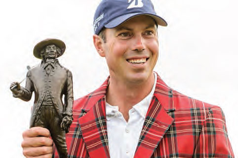 Matt Kuchar: More than a nice guy