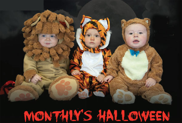 Monthly's 2014 Halloween costume contest winners