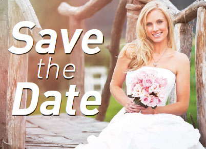 Save the Date: 2015 Hilton Head Bridal Show