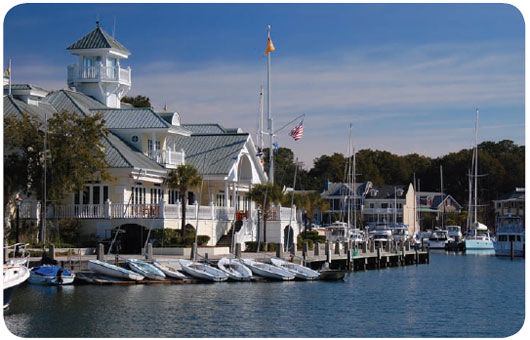 An entry journal of the experinece at the hilton head island south carolina