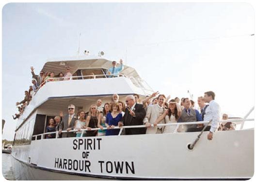 Vagabond Cruise Spirit of Harbour Town