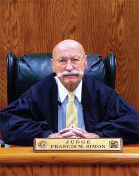 Judge Frank Simon