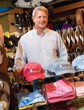 Mike Overton (photo by Hilton Head Monthly)