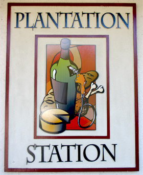 Plantation Station in Sea Pines