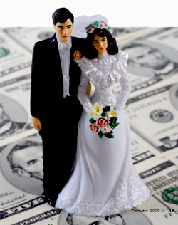 Second Marriage Money