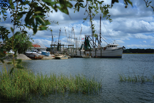 The Broad River, towns such as Bluffton and Hardeeville are seeing unprecedented growth.