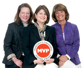 February's MVP: A Mom on a Mission