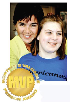 February's MVP: Carol Bartholomew