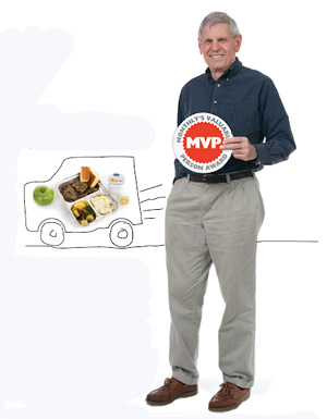 Pat Birmingham to take the driver's seat of Meals on Wheels.