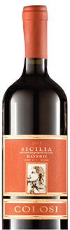 Colosi 2007 Sicilia Rosso
