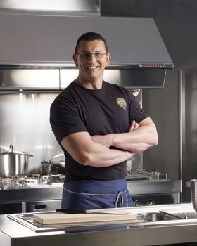 celebrity chef Robert Irvine will make an appearance this year