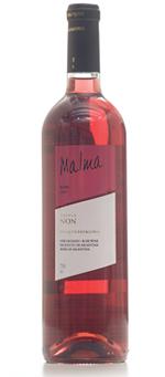 NQN Malma Rosé. A good choice for more robust dishes.