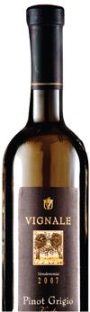 Vignale 2007 Pinot Grigio