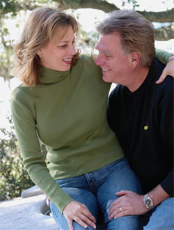 Lindy and Gregg Russell, who founded the nonprofit in 1999.
