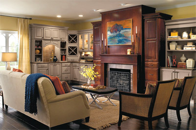Spruce up your cabinetry