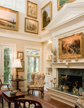 An elegant & well-appointed residence in Rose Hill Plantation.