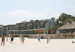 Beachcombers may have to pay parking fees, which the Town of Hilton Head is considering