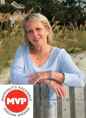September's MVP: Carol Schembra