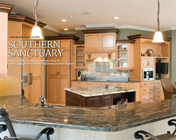 Home Discovery: SOUTHERN SANCTUARY