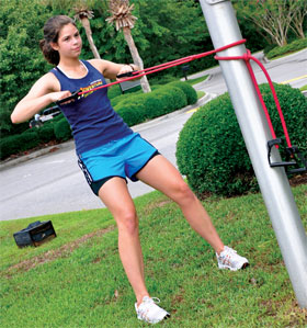 """Bored with your fitness routine? If you're  looking for a different way to get in shape, check out these """"out of the  box"""" workout offerings"""