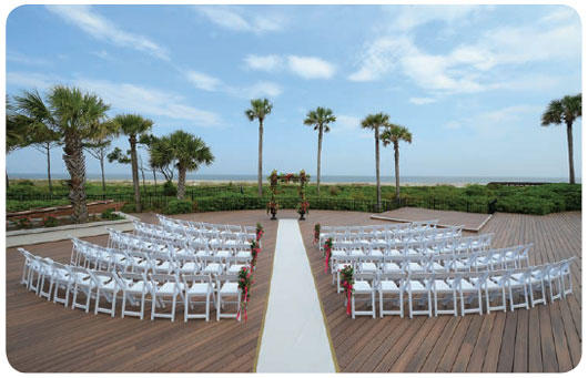Turn Your Dream Hilton Head Wedding Into A Reality The Westin Island Resort Spa Offers You Ideal Venue Set Along Stretch Of